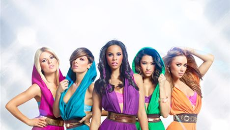 Win Tickets To See The Saturdays At The Liverpool Echo Arena