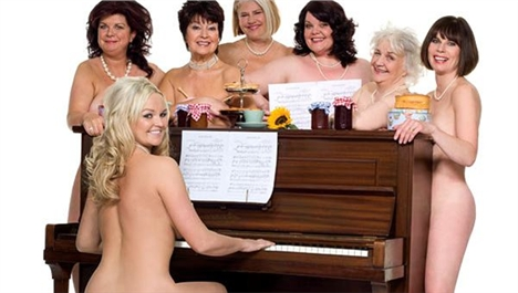 Calendar Girls/Liverpool Empire