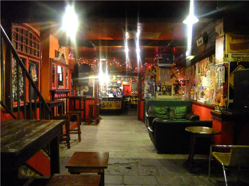 Five Bars...for late finishers | Bars Booze | Liverpool ...
