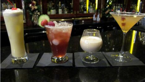 Beatles-themed cocktails