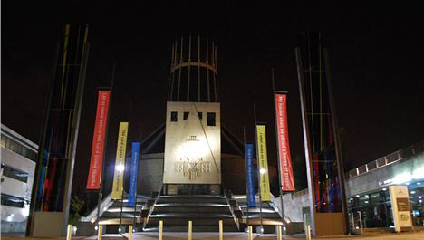 Liverpool Metropolitan Cathedral: my favourite building