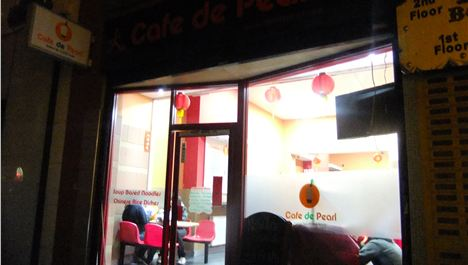 Cafe de Pearl - restaurant review