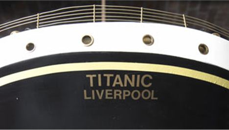 Lottery cash for Titanic festival