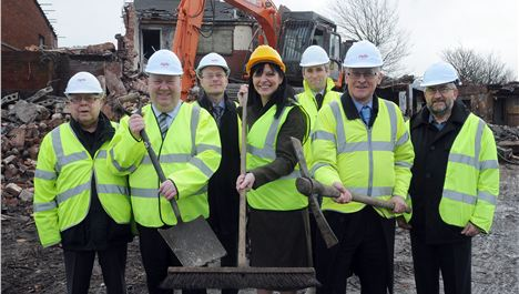'New start' for Gillmoss ghost estate