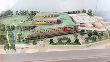 First image of new Alder Hey Hospital revealed