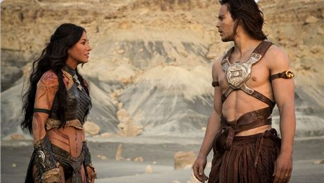 John Carter (12A) Reviewed