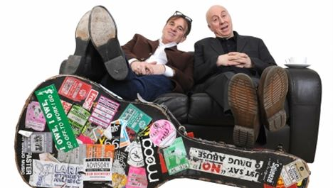 Tickets now in sale...for Chris Difford and Norman Lovett