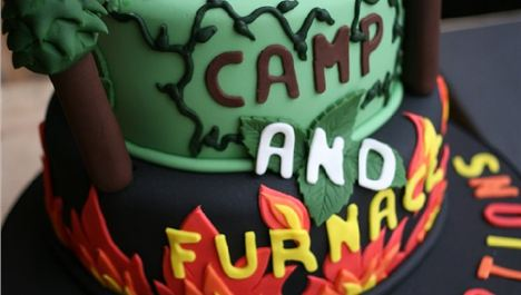 Camp and Furnace launches with party