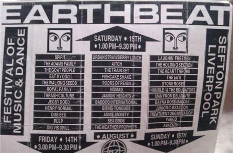 Earthbeat