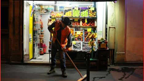 Bill Drummond brings new book to Liverpool. Literally