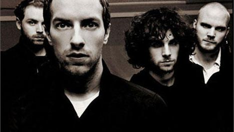 Foaming at the mouth: Blame Coldplay