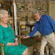 The Queen And Rolf