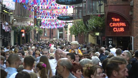 What type of Mathew Street Festival-goer are you?