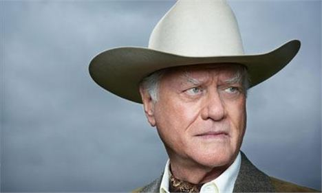 Larry Hagman resurrects JR