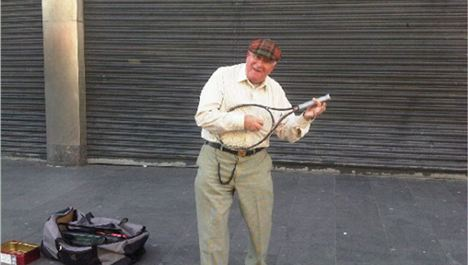 Exclusive: Liverpool busking policy thrown out