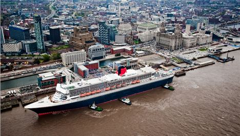 Liverpool pays back cruise terminal money