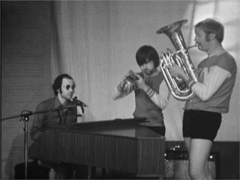 Neil Innes, Roger Ruskin Spear And Vivian Stanshall