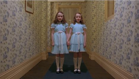 The Shining in full glory for Halloween