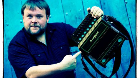 Dave Munnelly's Top Five...accordions