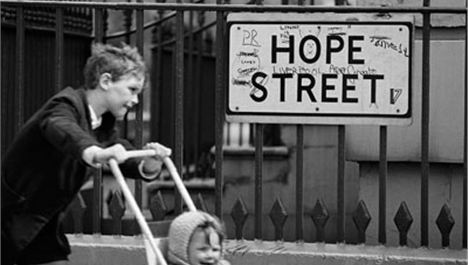 Hope Street up for European award