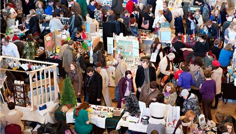 Weekend pick: Winter Arts Market/St George's Hall