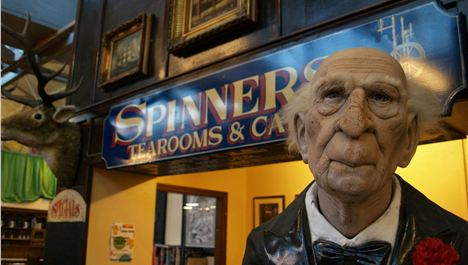 Restaurant review: Bygone Times/Spinners Cafe
