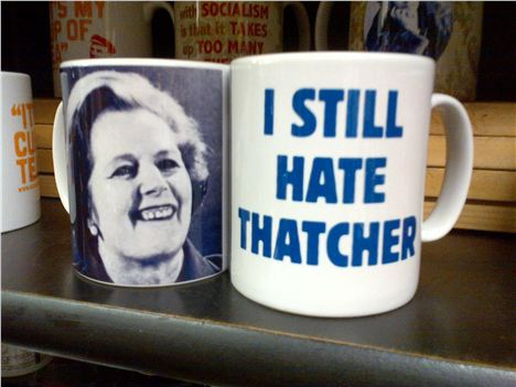 I Still Hate Thatcher Mug %26#163%3B6.99 News From Nowhere
