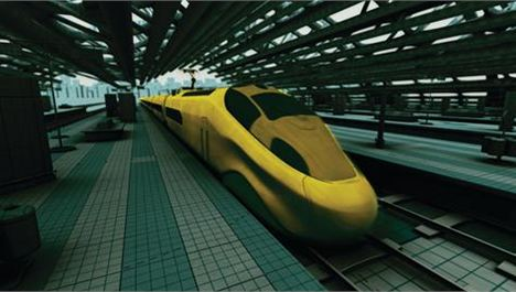 High speed rail - what is it good for?