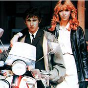 Phil Daniels And Lesley Ash In Quadrophenia