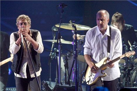 The Who Liverpool