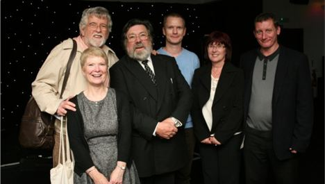Ricky Tomlinson in public lecture on 'cover up'