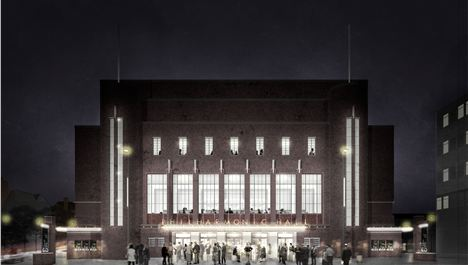 New look Philharmonic Hall a step closer