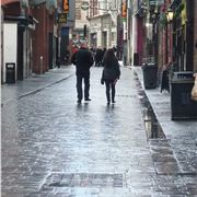 Bill Drummond Mathew Street Liverpool