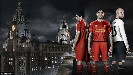 New LFC kit goes back to 1984