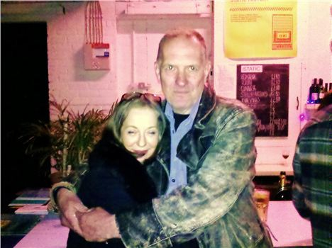 Jayne Casey And Bill Drummond