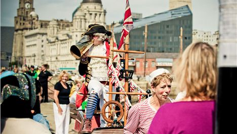 Mersey River Festival is back for a summer scorcher this weekend
