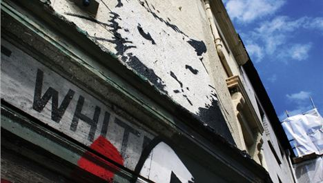 Farewell to the world's biggest Banksy
