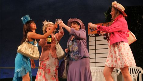 Review: Ladies Day/Royal Court