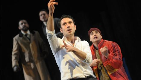 Review: The Kite Runner/Liverpool Playhouse