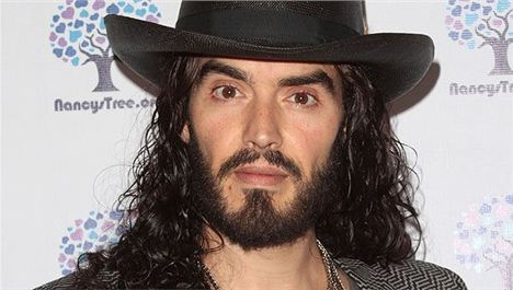 Tickets now on sale.... for Russell Brand