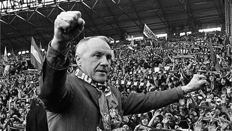 Shankly would be 'appalled by obscene footballers' wages'