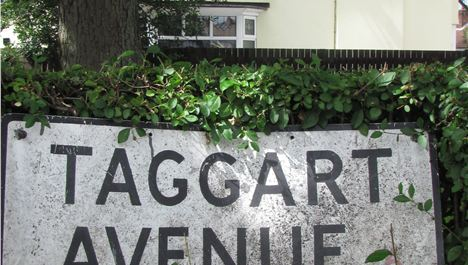 Taggart Avenue in shock name change