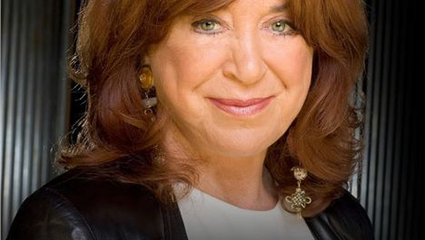 Competition: Hang out with Lynda La Plante
