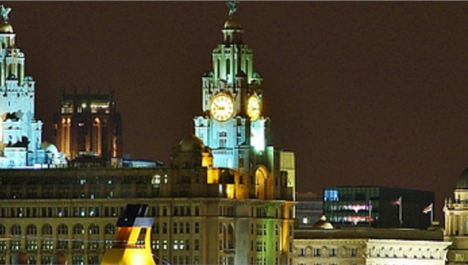 Liverpool 'best known UK city outside London'