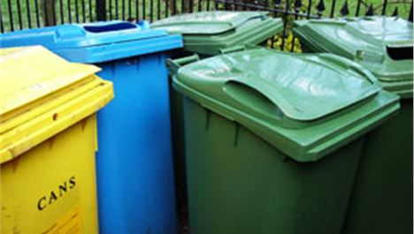 Bin changes on the way