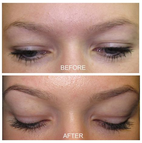 Tamar - before and after Shavata Brow Studio appointment