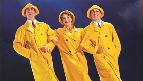 Singin' In The Rain, Opera House: Reviewed