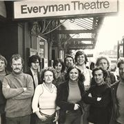 Everyman Company 1974-75 - Photo By Liverpool Daily Post And Echo