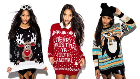 A Guide to...Christmas Jumpers