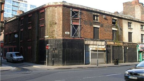 Dale Street's rotting row sold for £1